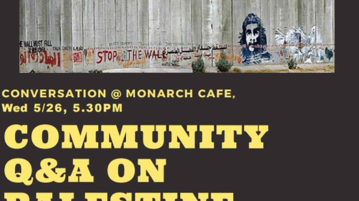 UA faculty members will  hold Q&A session about the Palestine-Israel conflict for the...