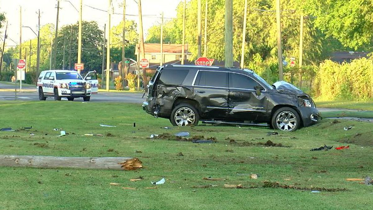A Bessemer police officer was involved in a crash Friday morning.