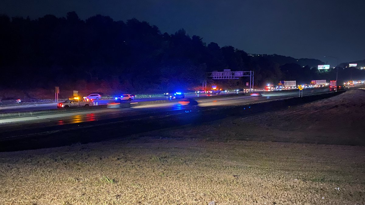 Police: Pedestrian struck and killed on Interstate 65 in Birmingham