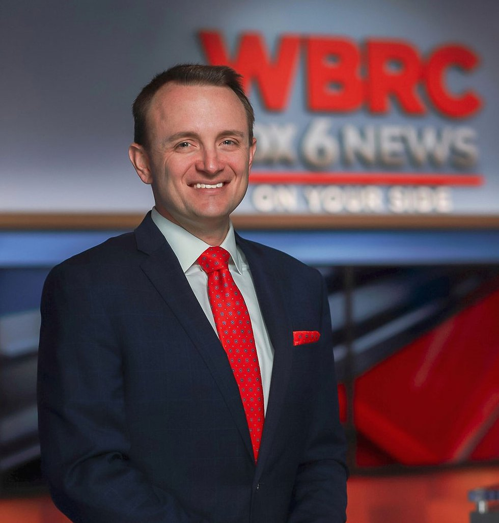 Anchor and Investigative Reporter Jonathan Hardison