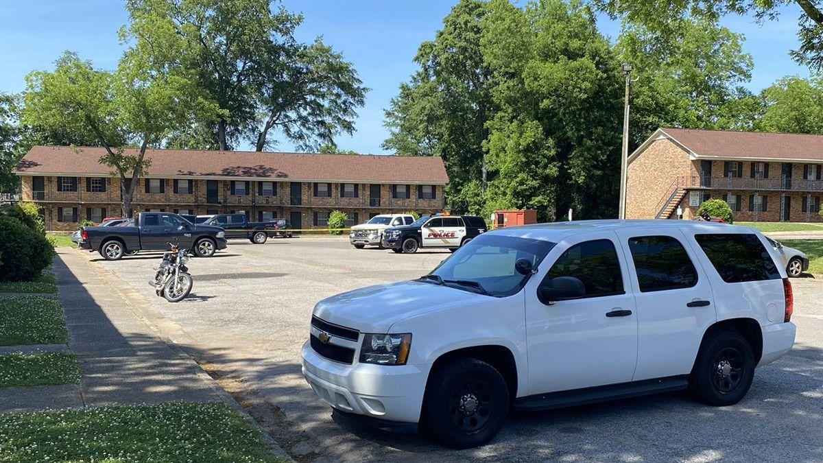 Tuscaloosa shooting investigation