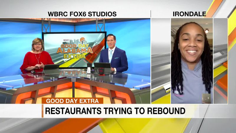 Restaurants Trying To Rebound