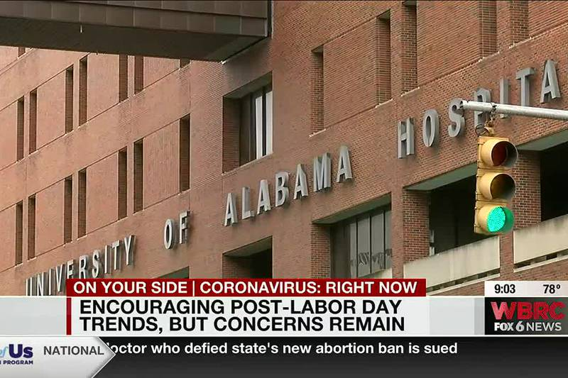 Encouraging post-Labor Day trends, but concerns remain