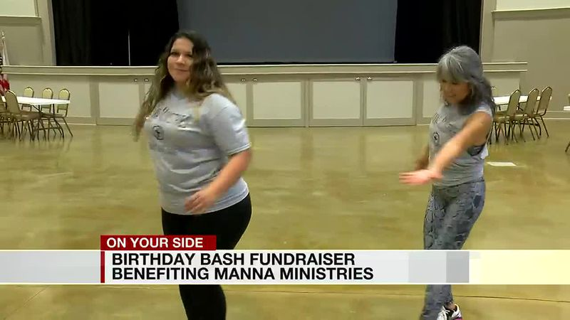Fundraiser for Manna Ministries