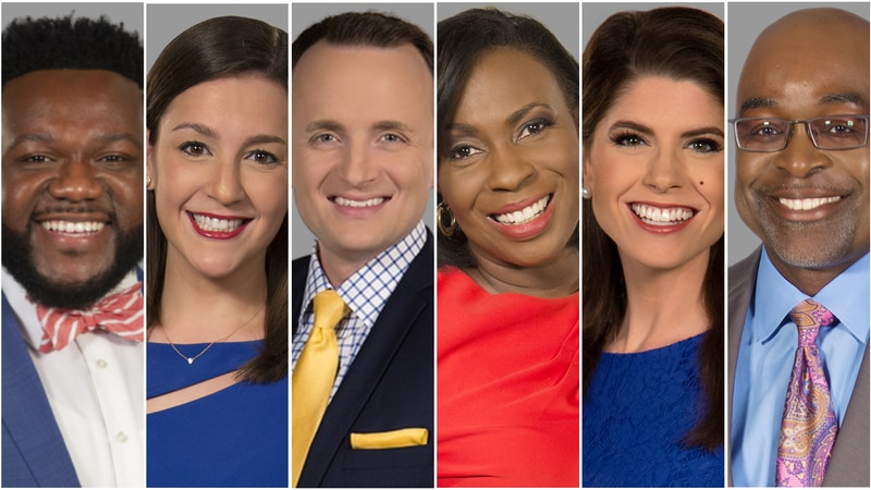 WBRC FOX6 News announces new anchor lineup in evening newscasts, adds new traffic anchor.