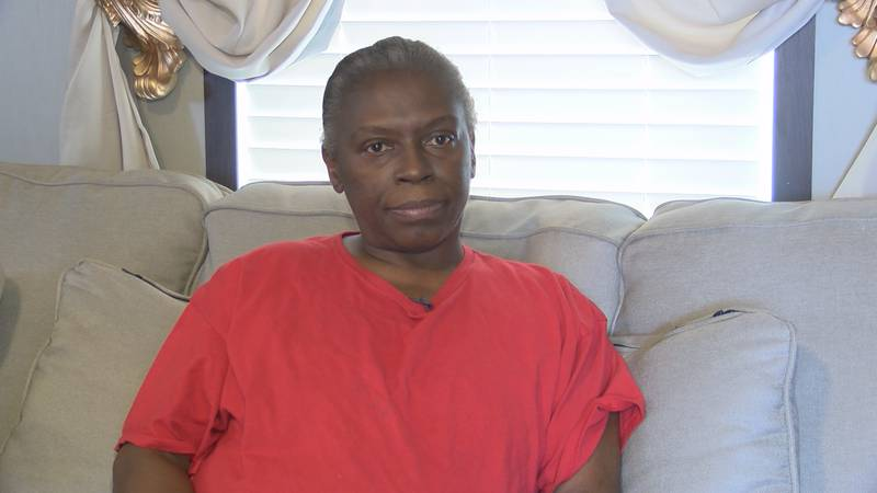 That day Cora Jones lost seven family members, including her mother and father.