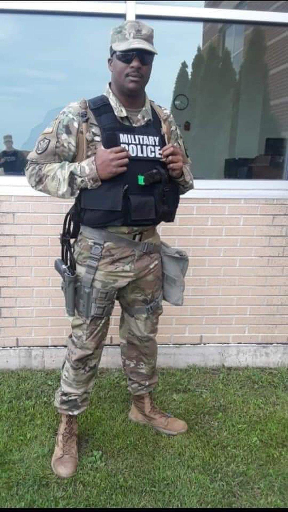Sgt. Chris Diltz