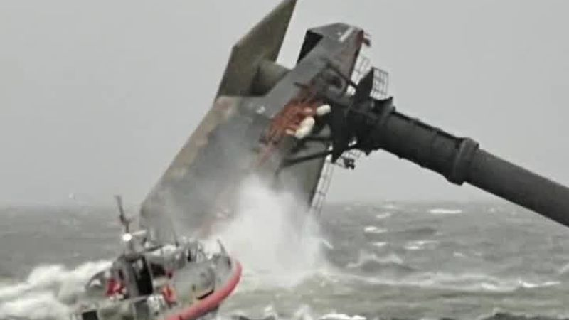 Search continues for those aboard lift boat in Grand Isle