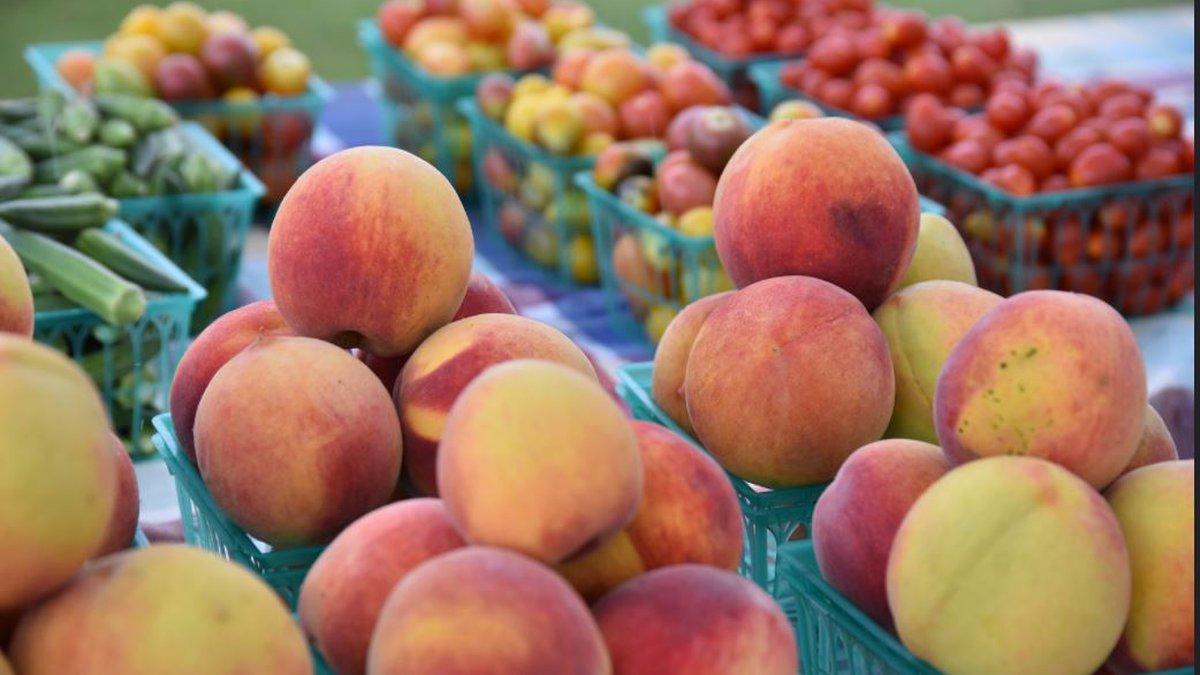 Yum! Alabama Farmers Markets