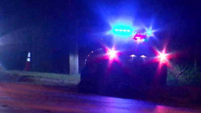 Huntsville Police on the scene at Oakwood Avenue near Pulaski Pike after shots are fired during...