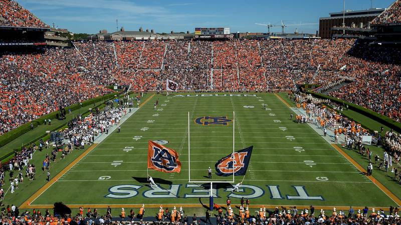 Auburn has announced the start time for its annual spring game in April.