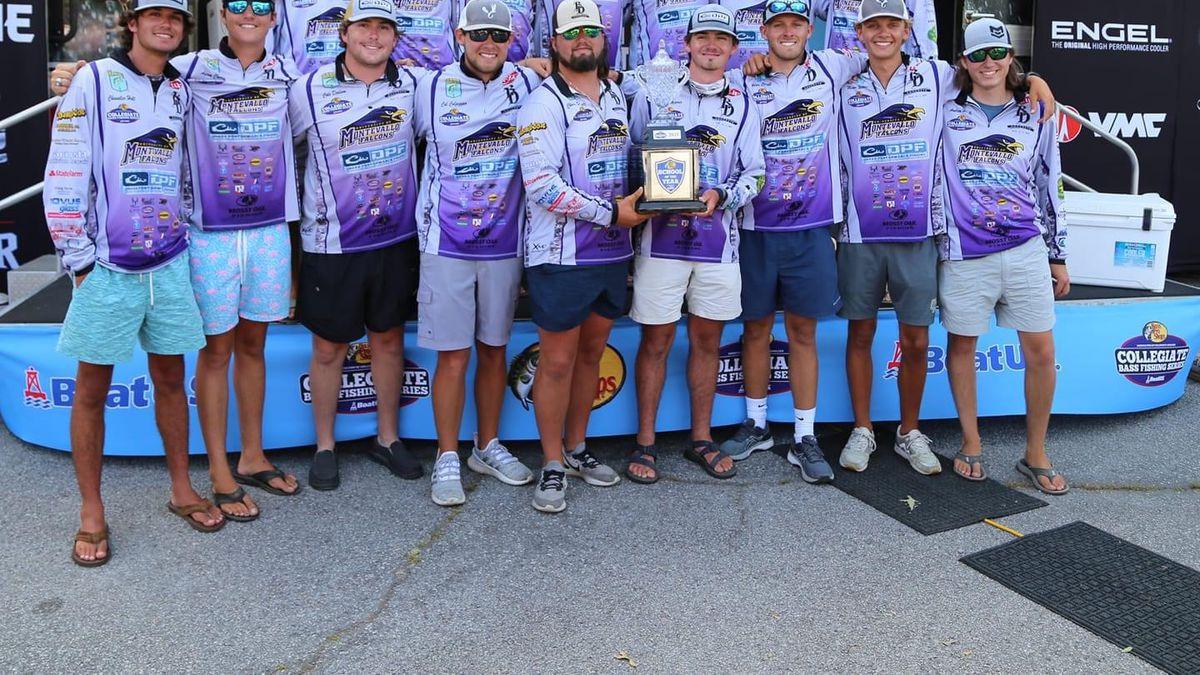 University of Montevallo fishing team wins national championship