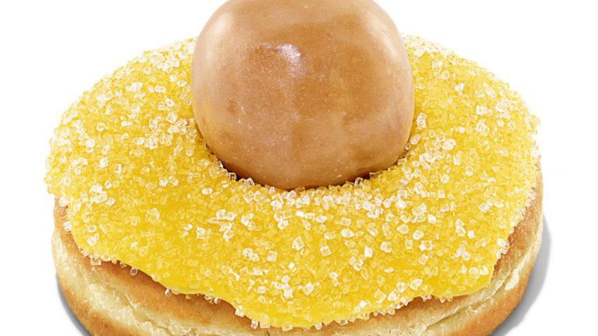 Gold Joy Donut