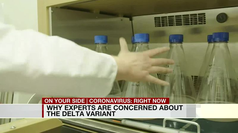 Why experts are concerned about the Delta variant of COVID