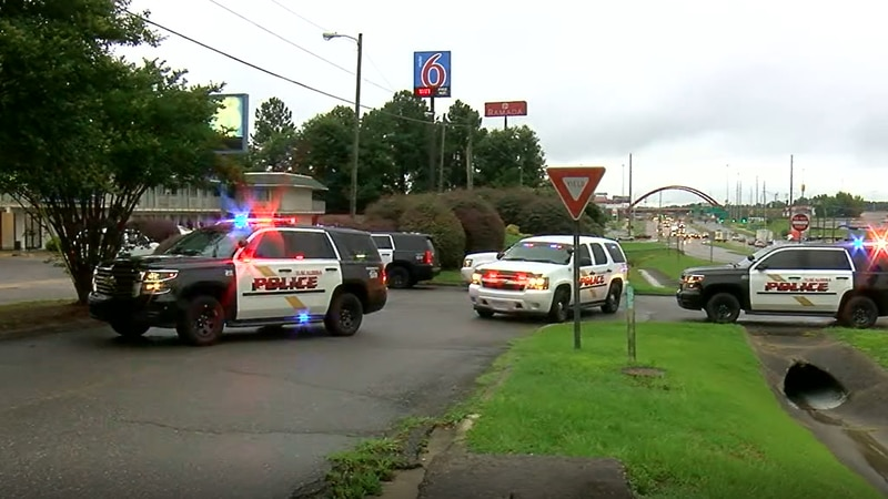 Tuscaloosa police are investigating after a double shooting at the Motel 6.