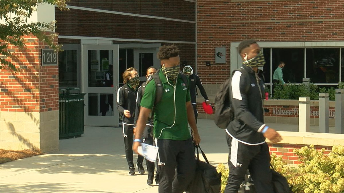 UAB football leaves for Miami Wednesday morning.