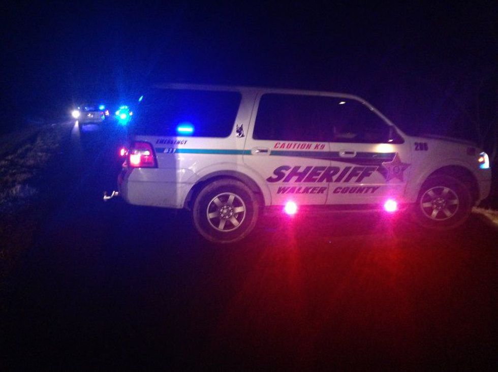The Walker County Sheriff's office responded to the scene where a body was found. (Source:...