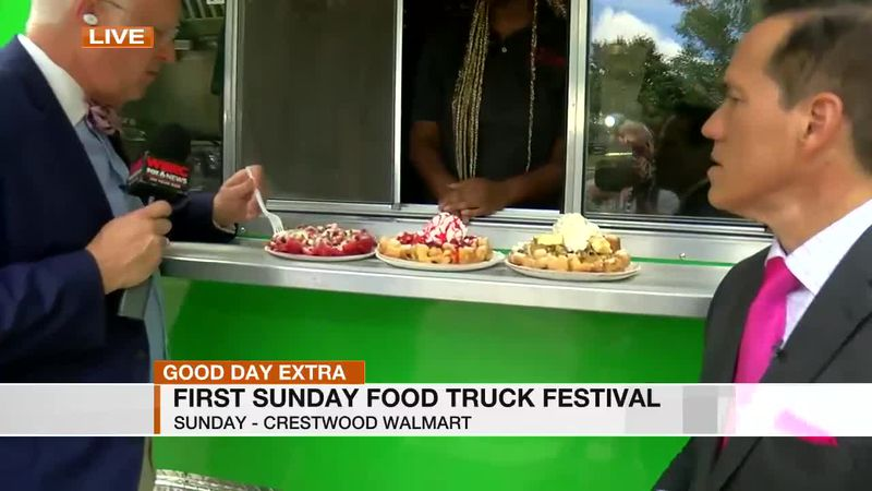 First Sunday Food Truck fest