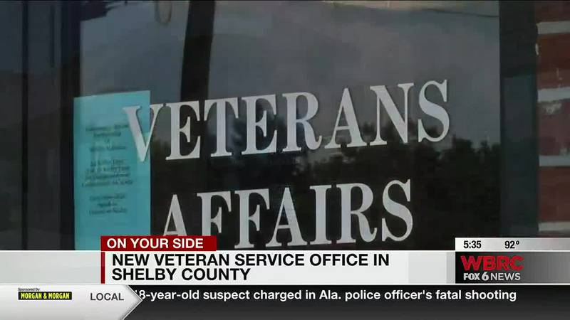 Shelby County veteran services