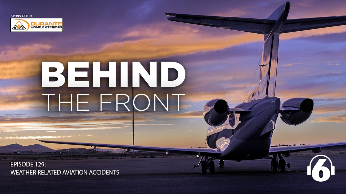 Behind the Front: Weather-related Aviation Accidents