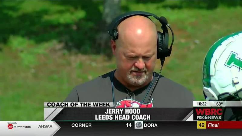 Sideline Coach of the Week: Jerry Hood