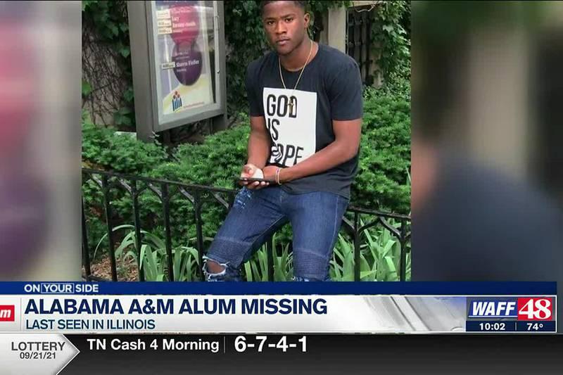 Alabama A&M Alum missing