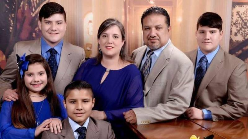 Parents Lydia and Lawrence Rodriguez died from COVID-19 within weeks of each other, leaving...