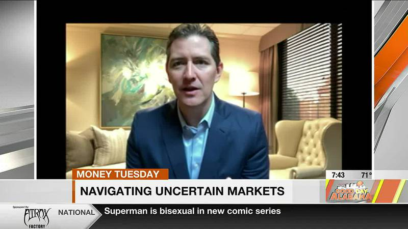 Marshall Clay with The Welch Group talks about navigating uncertain markets