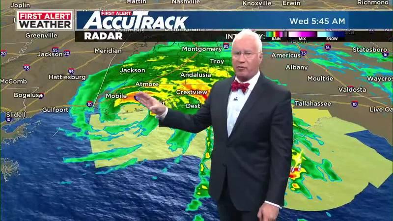 First Alert Weather 5am update 9-16-20