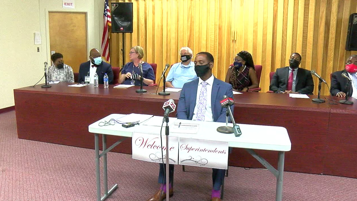 West Alabama School Superintendents urge mask wearing and  COVID vaccinations