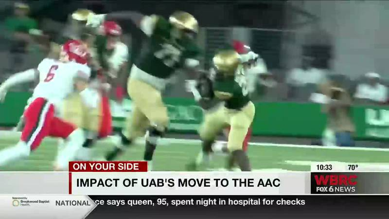Impact of UAB's move to the AAC