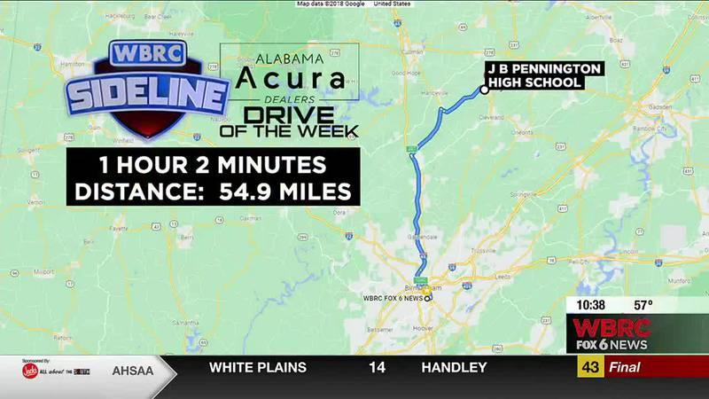 Drive of the Week: Susan Moore vs. JB Pennington