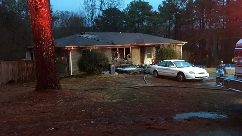 78-year-old woman dies days after house fire in Center Point (Source: WBRC)