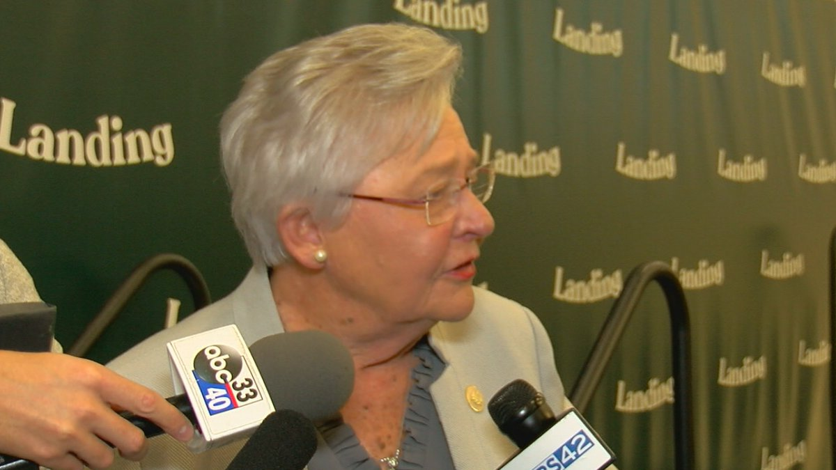 Jefferson County's top doctor isn't going as far as Governor Kay Ivey did in calling out...