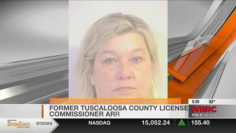 The former Tuscaloosa County License Commissioner, Lynne C. Robbins is accused of using her...