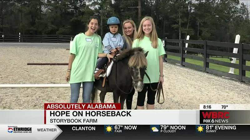 Hope on Horseback