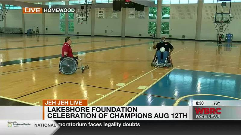 Lakeshore Foundation's Celebration of Champions