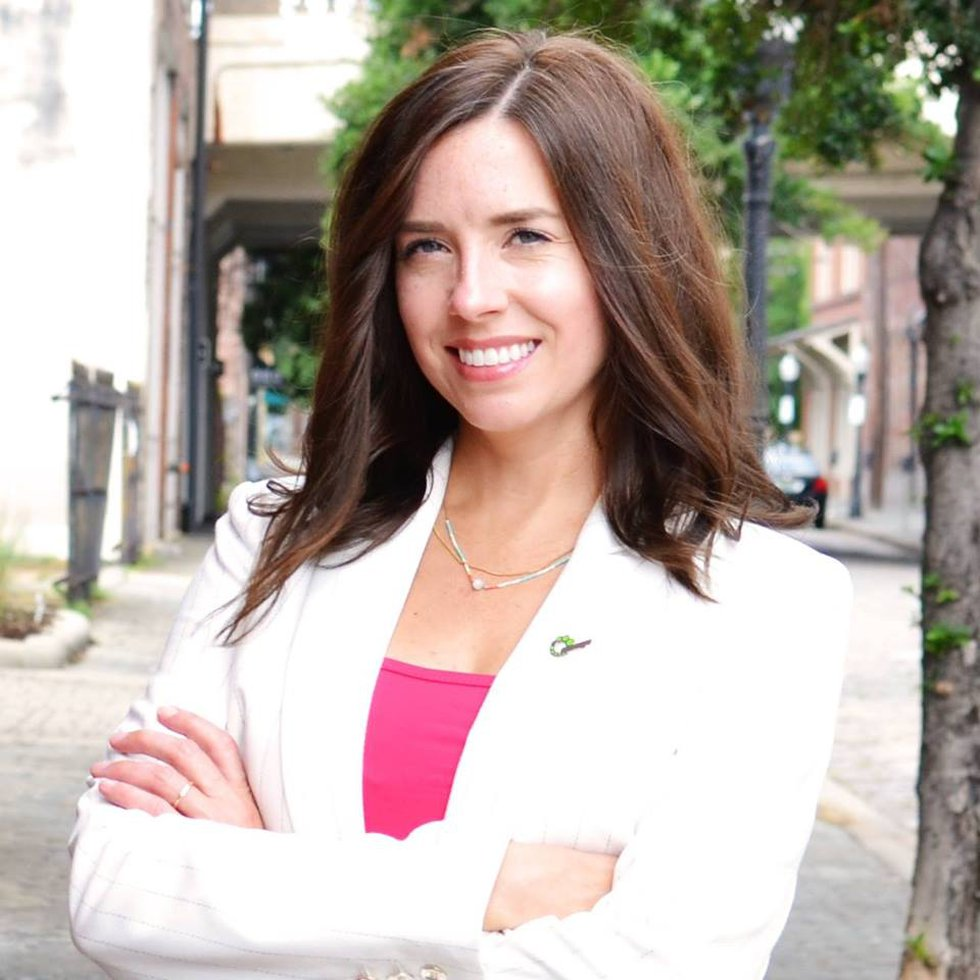 Secretary of State candidate Heather Milam