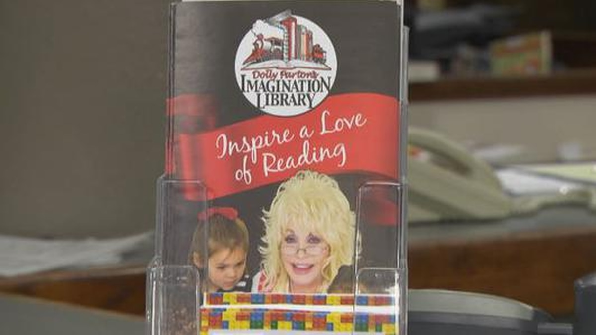 Dolly Parton's Imagination Library coming to Cullman Co.