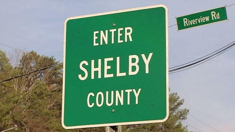 Shelby County, Alabama. (Source: WBRC video)