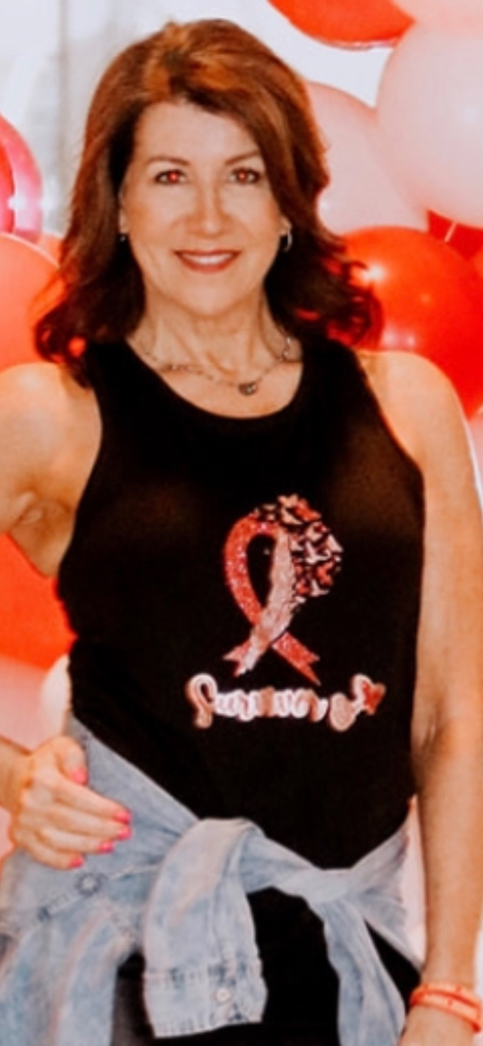 Breast cancer survivor says knowing your body and early detection is key to beating the disease