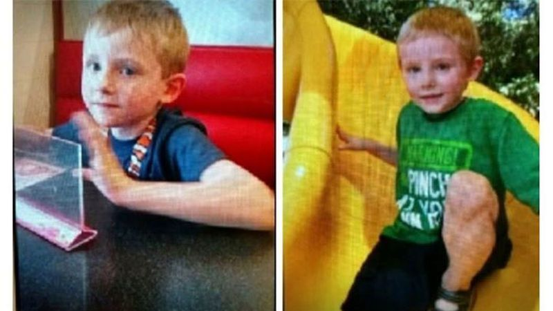 It's been four days since anyone last saw 6-year-old Maddox Ritch. He went missing at Rankin...