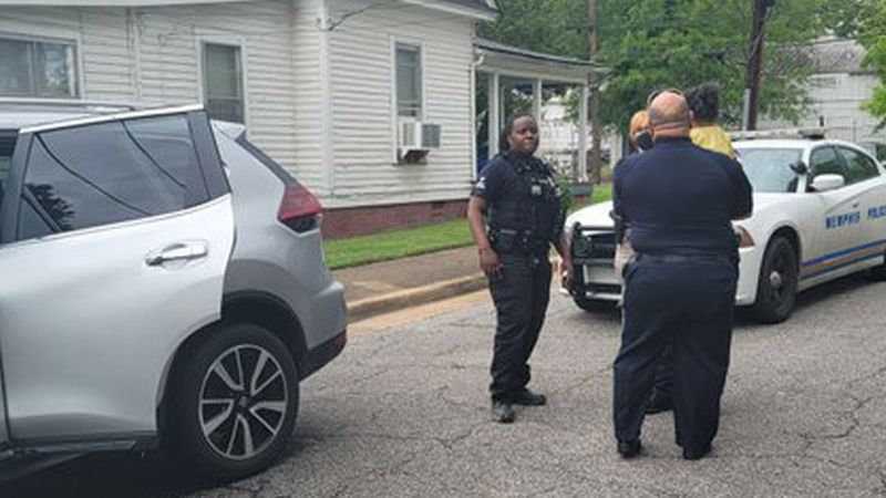 Police find a 4-year-old girl after she was abducted inside a stolen SUV in Memphis April 29,...