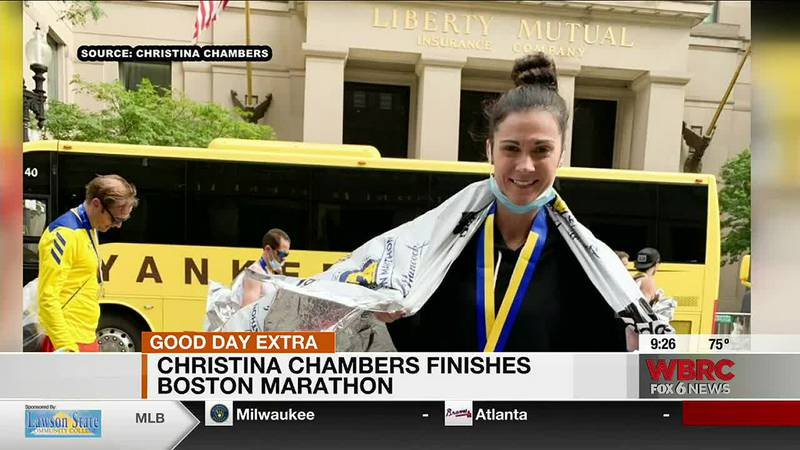 Sheldon Haygood talks with former WBRC Sports Reporter Christina Chambers about finishing the...