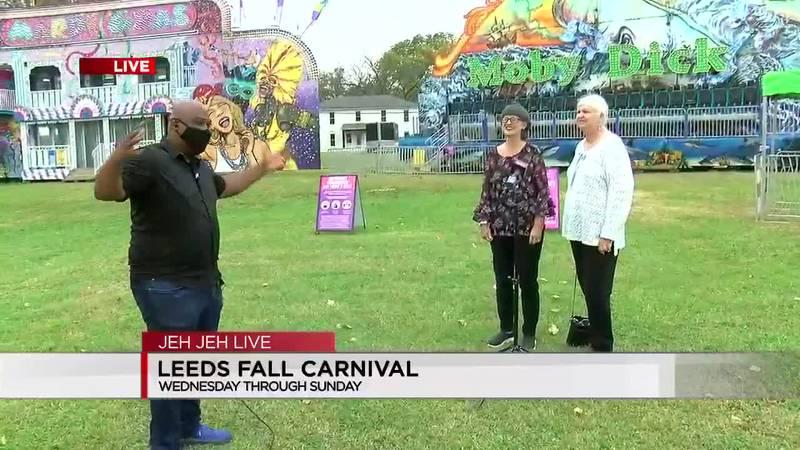 Leeds Fall Carnival
