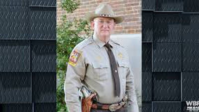 Former Pickens County Sheriff David Abston.