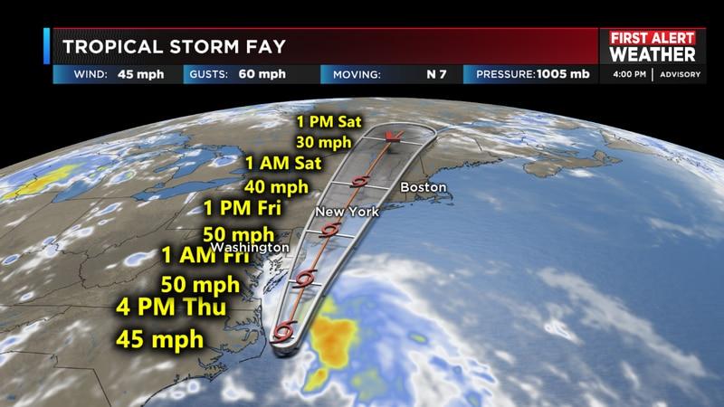 Tracking Fay