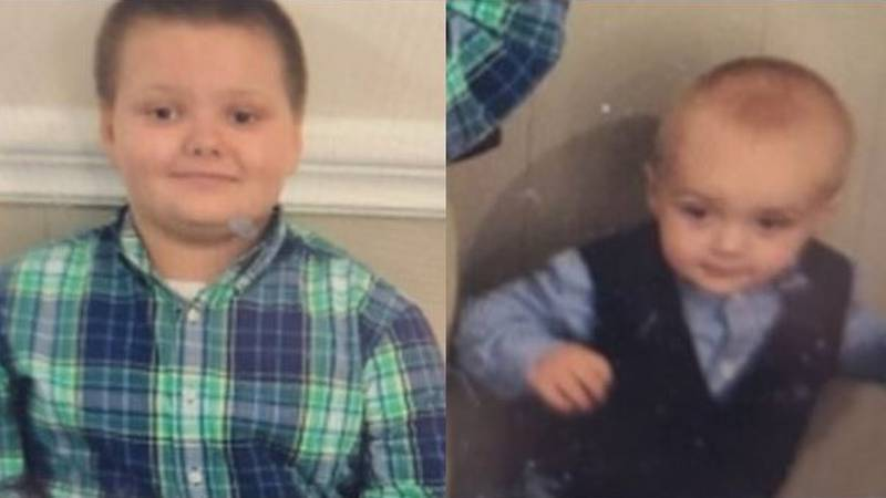 Anyone with information regarding the whereabouts of Kaiden Wall and Kolden Wall, Sarah...