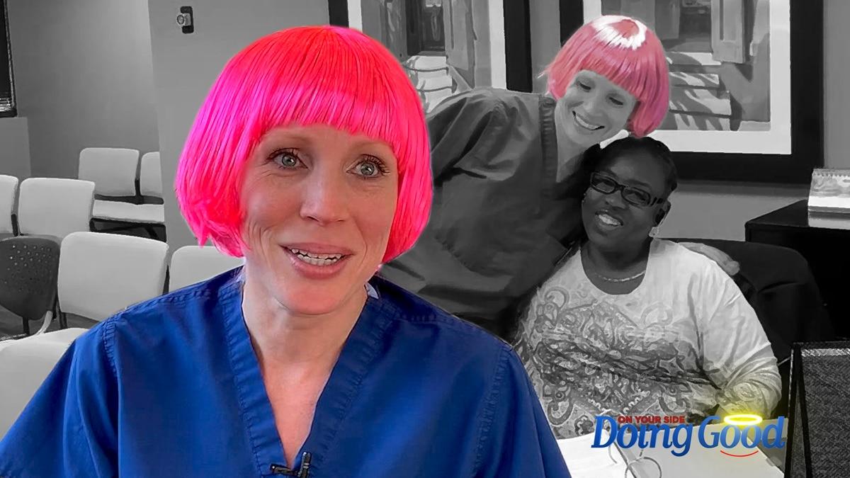 """Dr. Cameron Askew """"Doing Good"""" as a Komen Big Wig"""