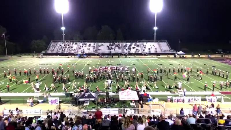 The Gadsden City High School Marching Band took a chance this Fall and it is really paying...